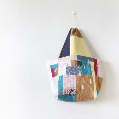 ワンハンドル バッグ「stitch」