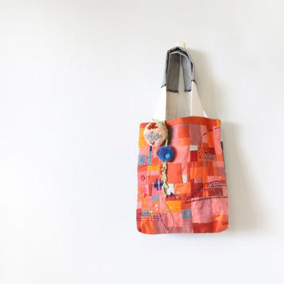 ちくちく2‐faced bag「Y×G」