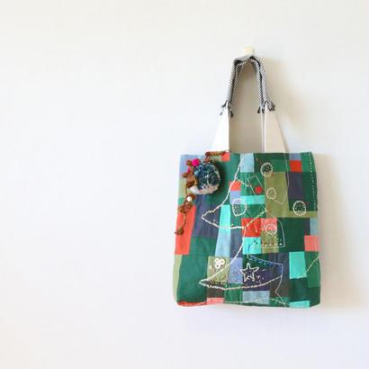 ちくちく2‐faced bag「G×G」再販2