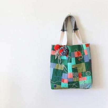 ちくちく2‐faced bag「G×G」再販4