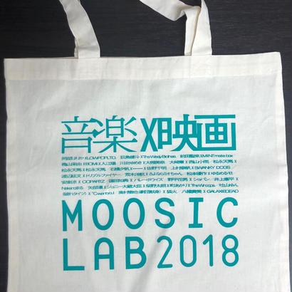 「MOOSIC LAB2018」トートバッグ