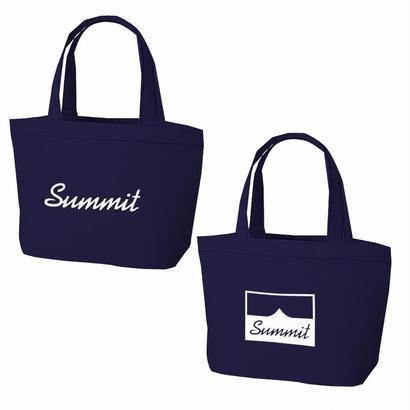 SUMMIT Logo Tote Bag Navy(S)