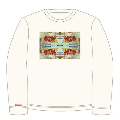 "C.O.S.A. × KID FRESINO ""Symmetric Lobster T-Shirts"""