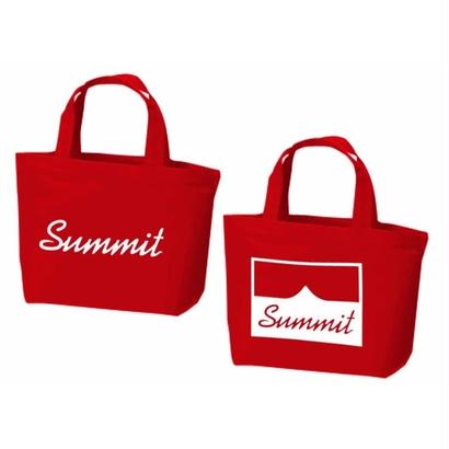 SUMMIT Logo Tote Bag 2017 Red(S/S)