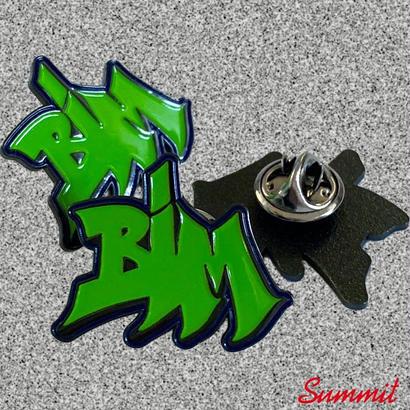 BIM Logo Pins