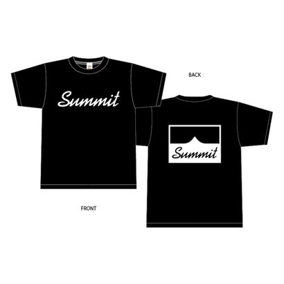 SUMMIT W-Side Logo T-Shirts