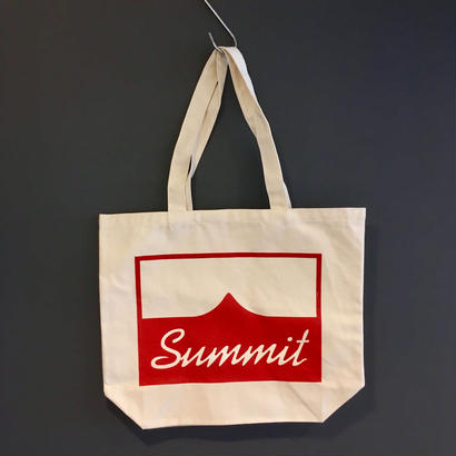 SUMMIT Logo Tote Bag 2017 Natural(L)