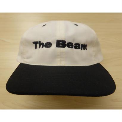 BIM ''The Beam''  刺繍Baseball Cap(IVORY × BLACK)