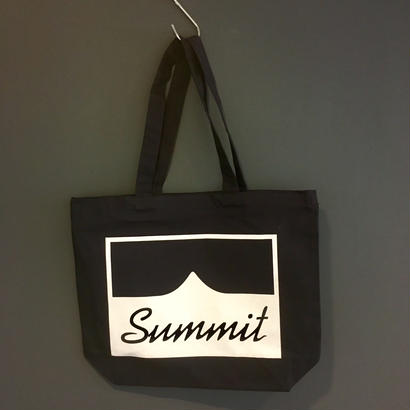 SUMMIT Logo Tote Bag 2017 Navy(L)
