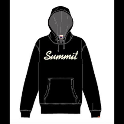 SUMMIT ロゴパーカー 18/19(BLACK × IVORY)※受注販売【発送期間 12/19(水)〜 12/25(火)】