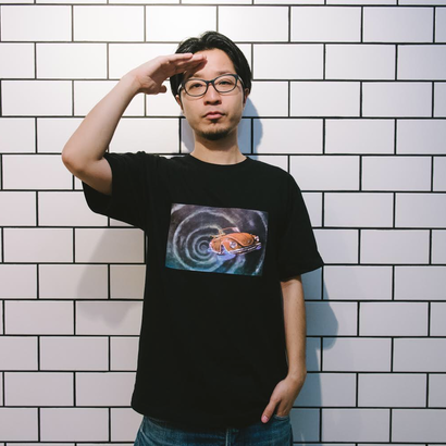 "PUNPEE ""Time Machine"" T-Shirts (Black)"