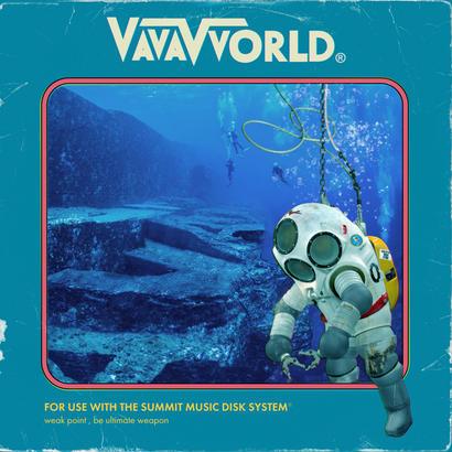 "VaVa ""VVORLD"" CD"