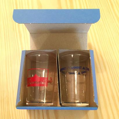 SUMMIT Logo Beer Glass Set