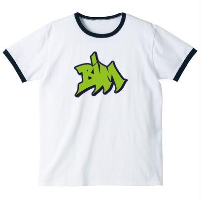 BIM Logo Ringer T-Shirts