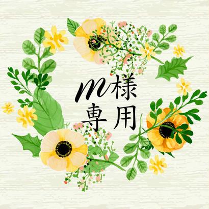 レターケーキトッパー™ M様専用商品(7/6)