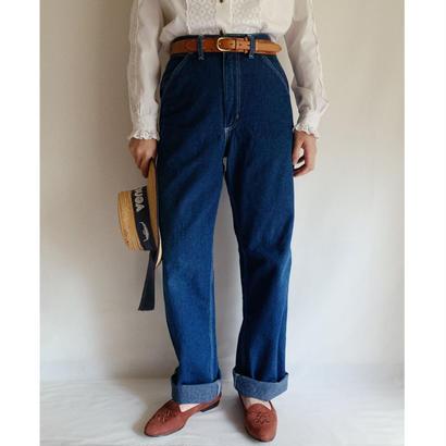 "80's USA ""Carhartt"" Denim Painter Pants"