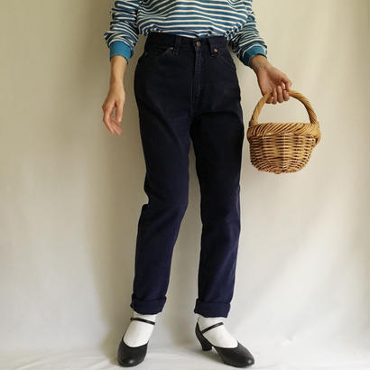 USA 80's Levi's High Waist Tapered Pants