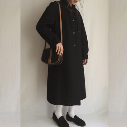 eurovintage A line long coat