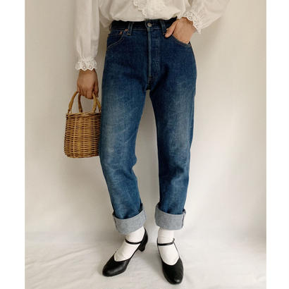 80's - 90's USA Levi's 501 Denim Pants