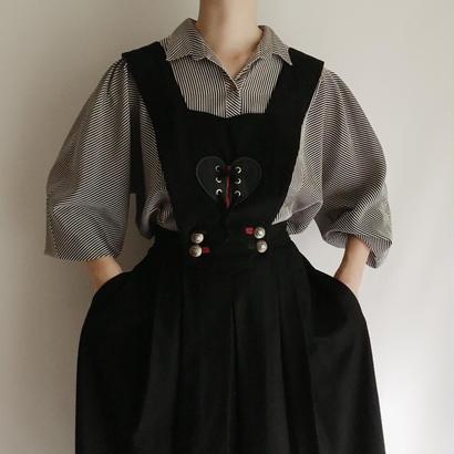 Euro Vintage Tyrol Jumper Skirt