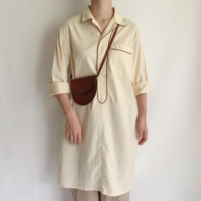 Euro Vintage Pajamas Long Shirt