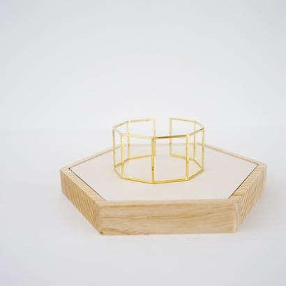8角形ブレスレット