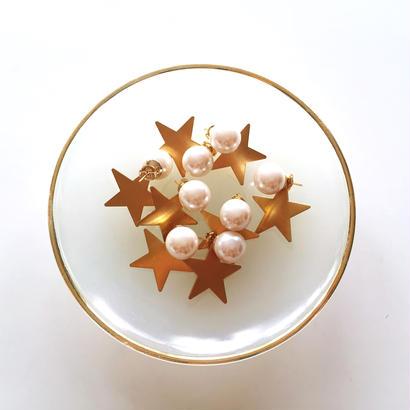 Twinkle Twinkle Star earrings《ワンスター》
