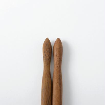 箸 瓢箪(鉄木)