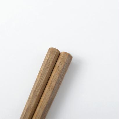 箸 八角(鉄木)