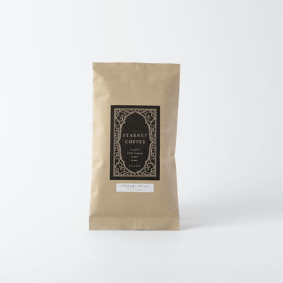 コーヒー豆 ブラジルオーガニック 粉 (100g)