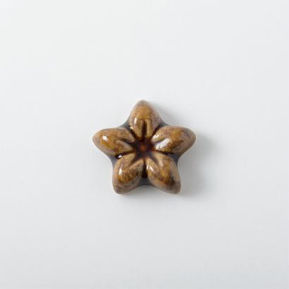 箸置き 飴釉 Mサイズ 04