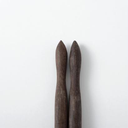 箸 瓢箪(黒檀)