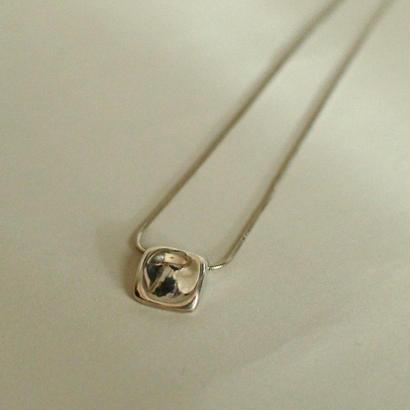 Robert Lee Morris / Silver necklace