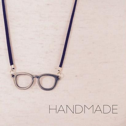 メガネのネックレス