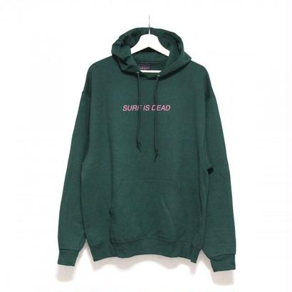 SURF IS DEAD ASLEEP IN THE ALLEY HOODIE サーフイズデッド