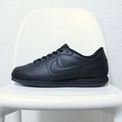 Nike Cortez Basic Leather 06' Black/Black ナイキ コルテッツ レザー