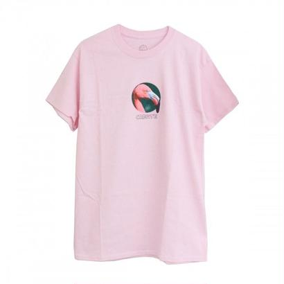 "Create Skateboards ""FLA'MINGO""  Tee Pink クリエイトスケートボード"