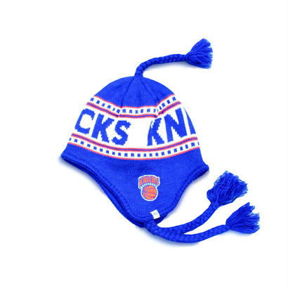47Brand Ear Flap Beanie <Newyork Knicks> フォーティーセブンブランド イヤーフラップビーニー ニューヨークニックス