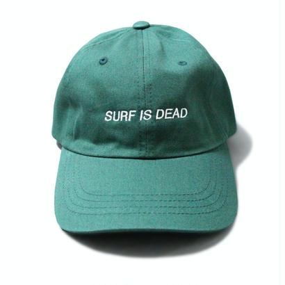 SURF IS DEAD ASLEEP HAT <Forest> サーフイズデッド