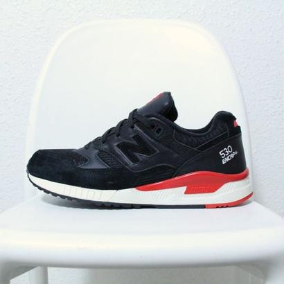 New Balance 530 Black x Red ニューバランス
