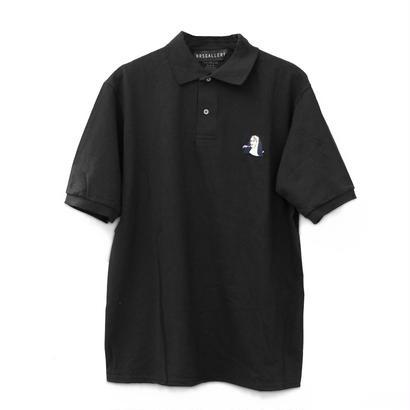 The Neighborhood Rebel Society Save Yourselves Polo Shirt ザ・ネイバーフッド・レーベル・ソサエティ  ポロシャツ