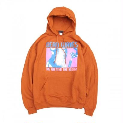 SURF IS DEAD BETTER WET HOODIE<COPPER TAN>サーフイズデッド