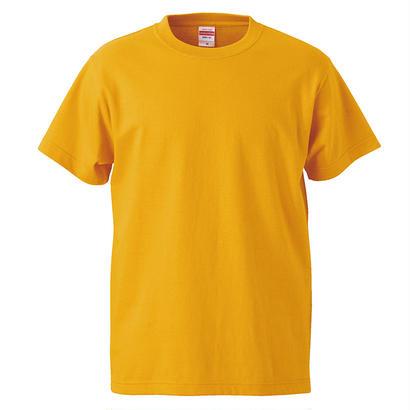 United Athle ベーシックTシャツ ゴールド