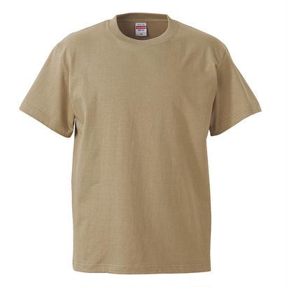 United Athle ベーシックTシャツ サンドカーキ