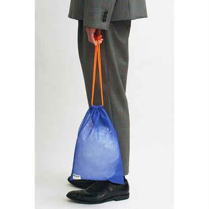 MAINTENANT TOKYO / DRAWSTRING BAG (MT-518801) COL:BLUE