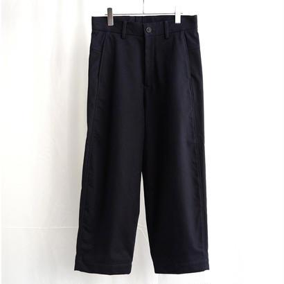 URU TOKYO / BAGGY PANTS COL:NAVY