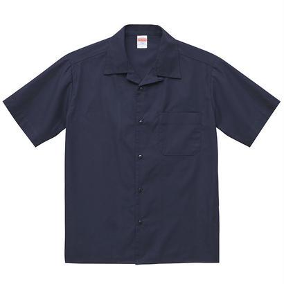 United Athle  T/Cオープンカラーシャツ ダークネイビー