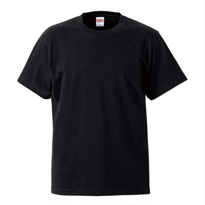 United Athle ベーシックTシャツ ブラック