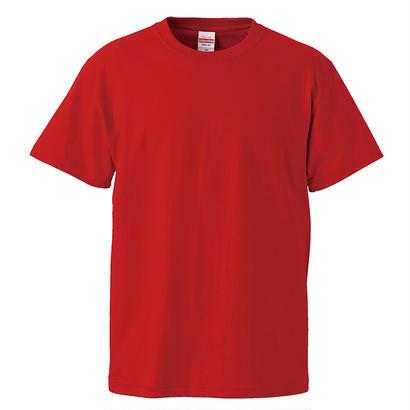 United Athle ベーシックTシャツ レッド