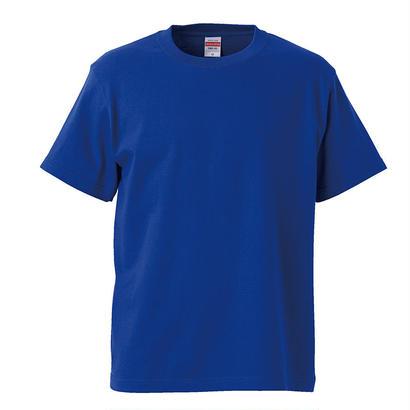 United Athle ベーシックTシャツ  ロイヤルブルー